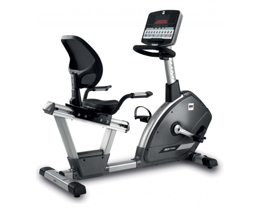 BH Fitness LK7750 LED z profilu