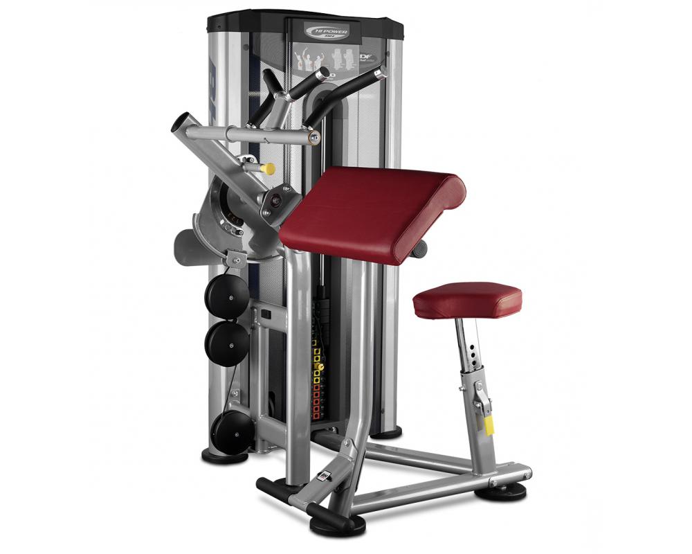 BH FITNESS L140 Biceps / Triceps profilová