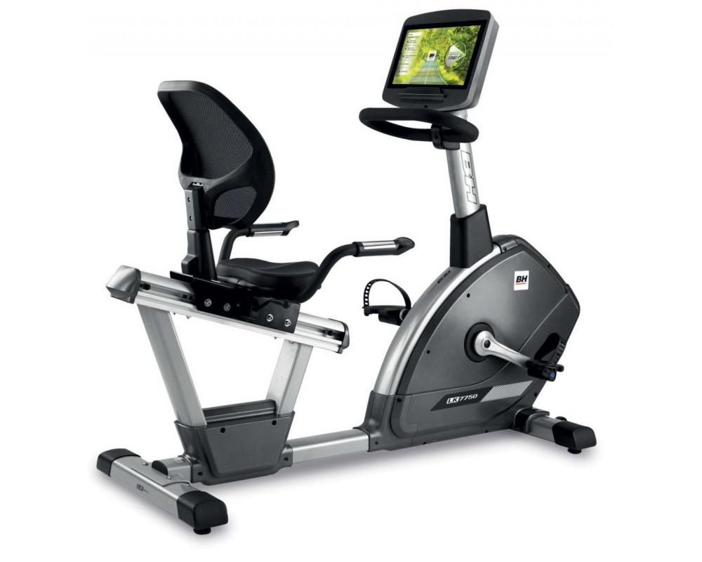 BH Fitness LK7750 SmartFocus z profilu