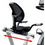 BH Fitness LK7750 LED sedlo