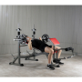 BH Fitness Optima Press Bench G330_cvik bench