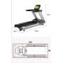 BH Fitness SK7990 SmartFocus rozměry