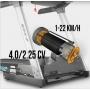 BH Fitness RC09 TFT motor