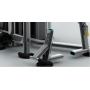 BH FITNESS L170 SEATED LEG CURL ocelová konstrukce