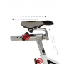 BH Fitness SB2.2 sedlo
