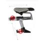 BH Fitness SB2.6 sedlo
