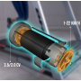 BH FITNESS PIONEER R9 TFT motor